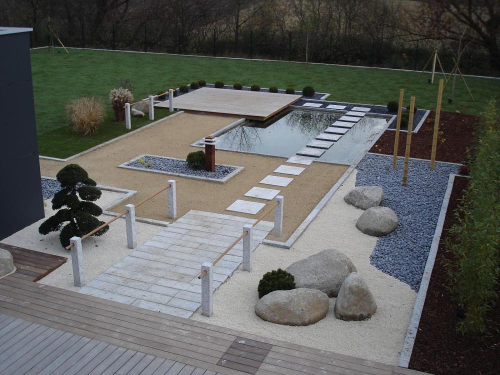 Chantier colmar 1 jardins zen jardinier paysagiste for Paysagiste alsace