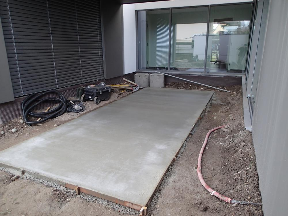 chantier colmar 3 jardins zen jardinier paysagiste. Black Bedroom Furniture Sets. Home Design Ideas
